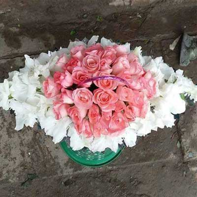 Flower bouquet price 1500